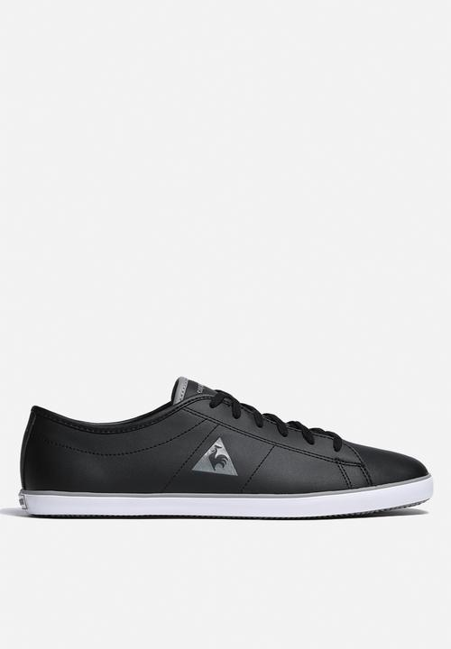 136bbafe8742 Slimset S lea-black Le Coq Sportif Sneakers