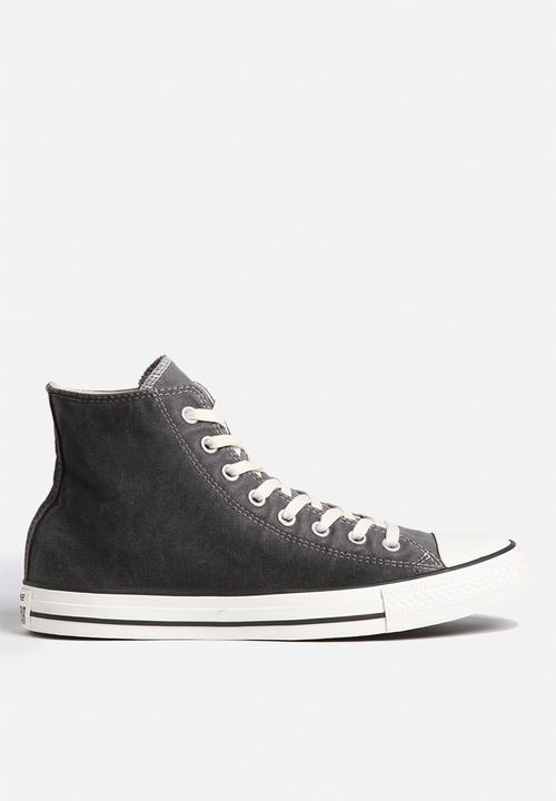 5f0130da86fade Converse CTAS HI Sunset Wash - Thunder Black Converse Sneakers ...