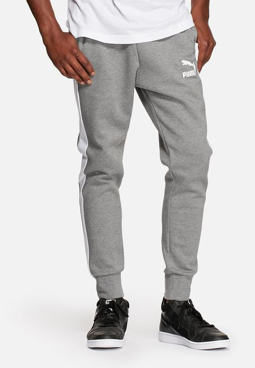 e3e5077e2882 Archive T7 track pants - grey PUMA Sweatpants   Shorts