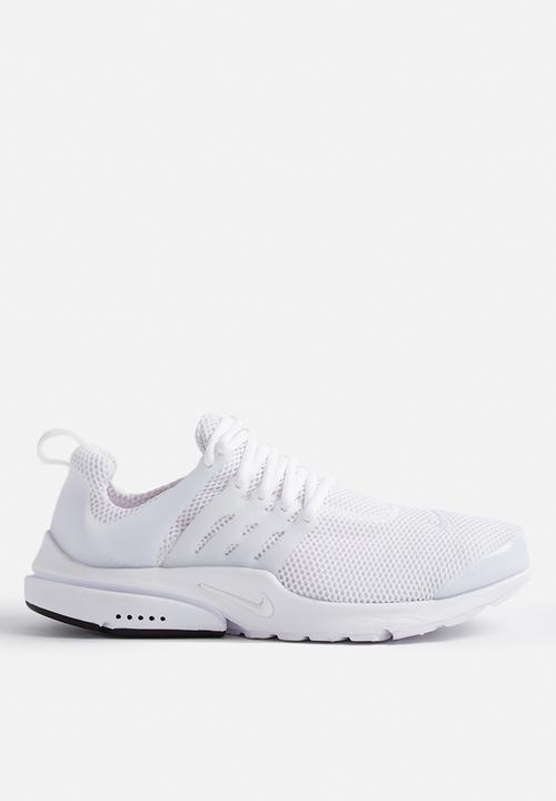 82517a222c4d12 Nike Air Presto - 848132-100 - White   White   Black Nike Sneakers ...