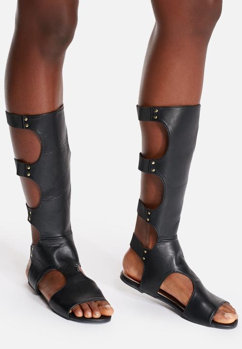 737ed5317c6c Lively-2 - black Liliana Sandals   Flip Flops