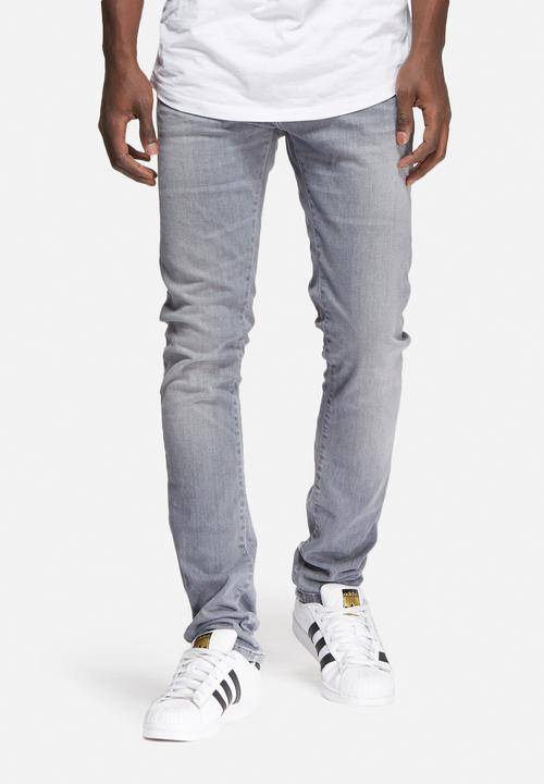 00be4fa9 Rebel jeans-grey gravel washed Carhartt WIP Jeans | Superbalist.com