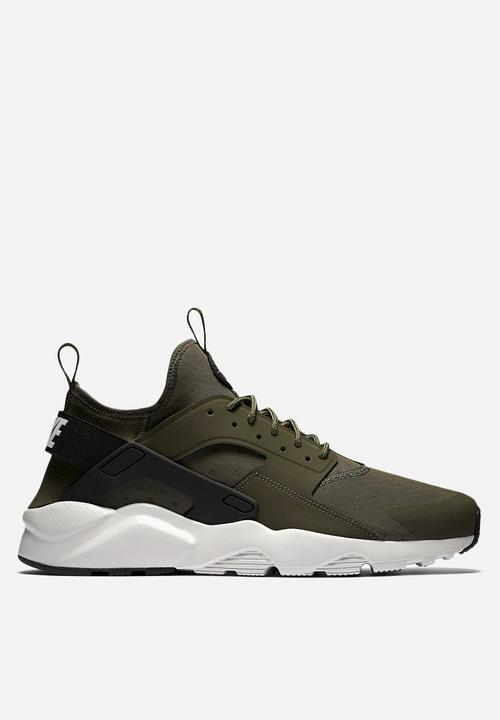 57910542e8a Nike Air Huarache Run Ultra - 819685-300 - Cargo Khaki   Light Bone ...