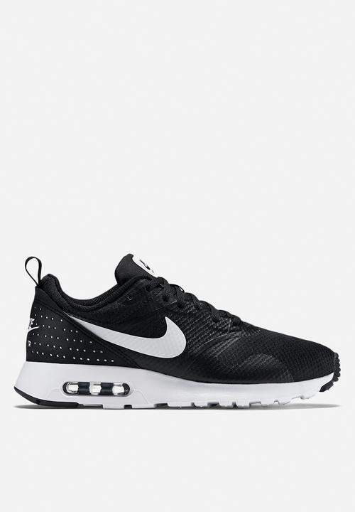 1f32a28679 Nike Air Max Tavas - 705149-009 - Black / White Nike Sneakers ...