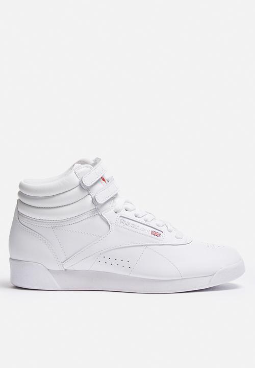 Freestyle hi - 2431 - white Reebok
