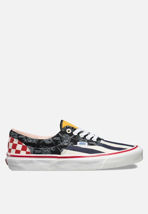 Vans 50th Era 95 Reissue - Steve   Multi Print Vans Sneakers ... 8bb2adae4d