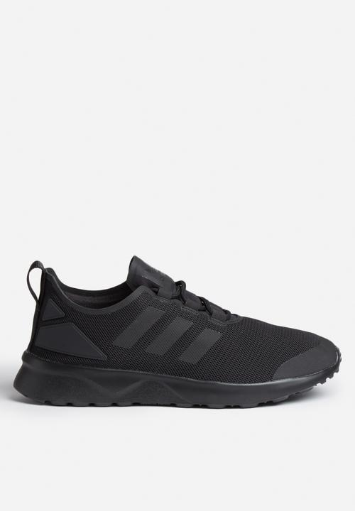 665e31542 adidas Originals ZX Flux Verve - S75982 - Core Black adidas ...