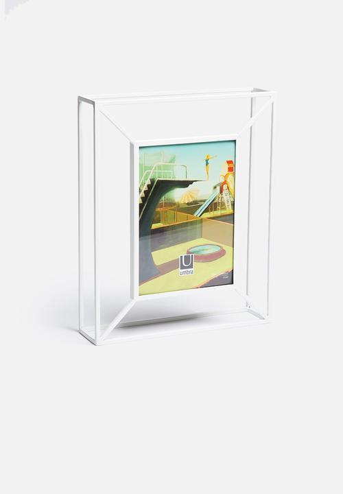 Matrix 5x7 photo display - white Umbra Decor Accessories ...
