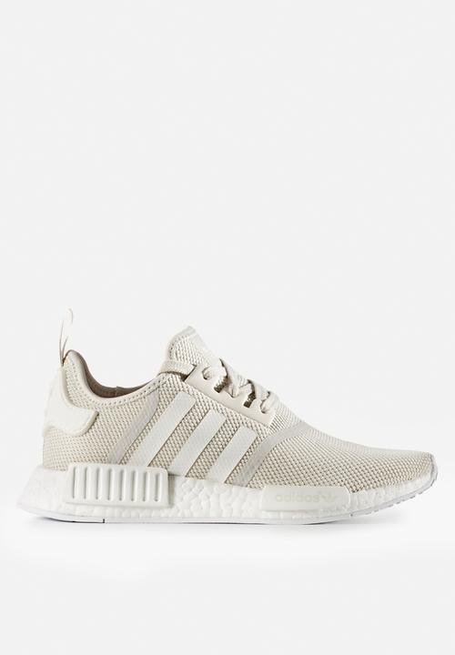a34448d69 adidas Originals W NMD R1 - S76007 - Talc   Cream   Off White adidas ...
