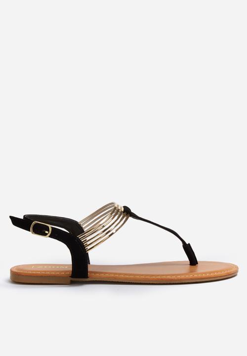 b2b9c8ce0a3c Natasha-black Zoom Sandals   Flip Flops