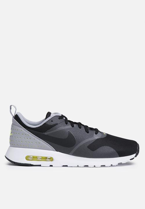 44ba2c2cc5 Nike Air Max Tavas - 705149-027 - Black / Wolf Grey / White Nike ...
