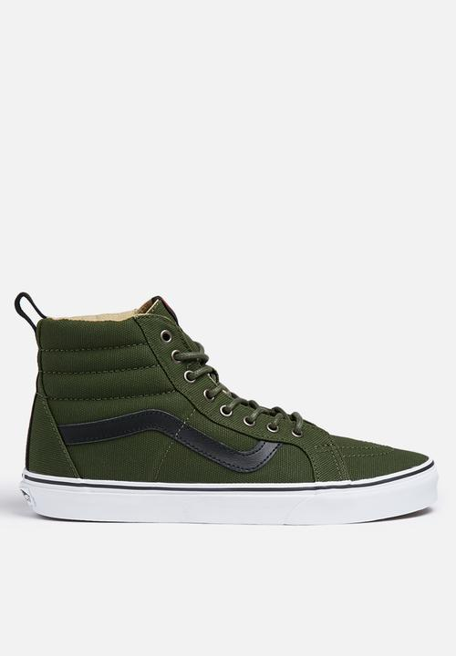 3be881803ac SK8-Hi Reissue - Military twill green Vans Sneakers