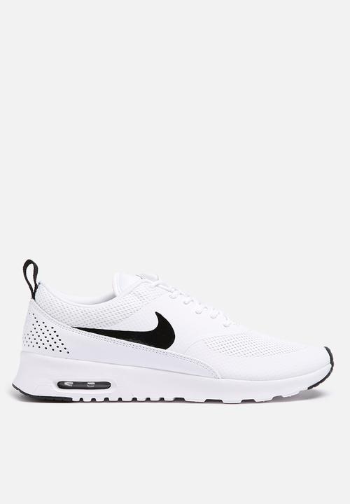 32a2ec483 Nike wmn air max thea - 599409-103 white/ black / pure platinum Nike ...