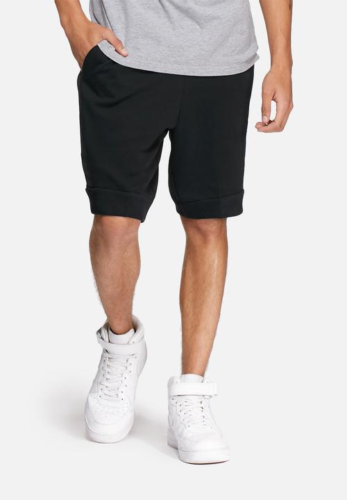 Tech fleece shorts - black Nike Sweatpants   Shorts  9632d5ebb62e