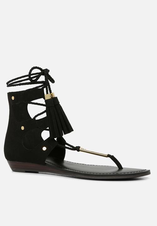 89915e0b0032 Jakki - black ALDO Sandals   Flip Flops