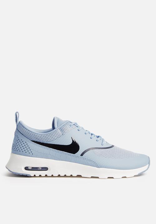 fff44f6dc05 Nike W Air Max Thea - 599409-414 - Ocean Blue / Grey Nike Sneakers ...