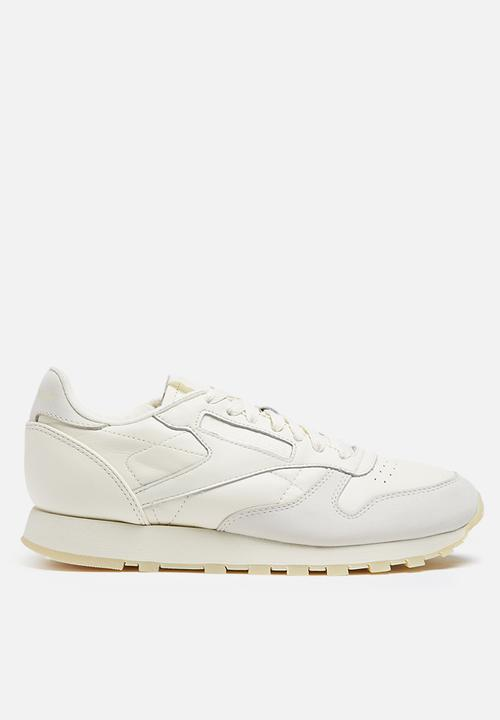 18d3e21db5d2 Reebok CL Leather BS - AR2896 - Olympic Creme - Butter Soft Pack ...