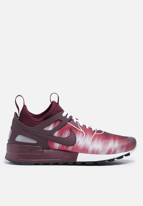 Nike W Air Pegasus 89 Tech PRT - 861693-600 - Burgundy   Red Nike ... c36f4e7a98