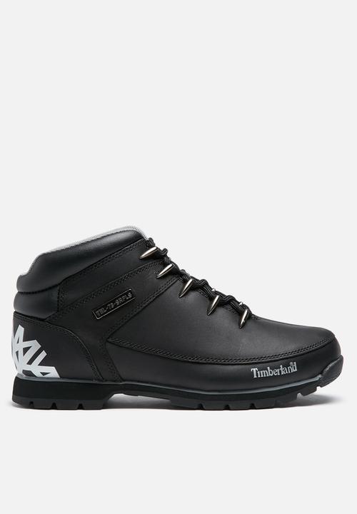 432d99d32614 Timberland Euro Sprint Hiker - Black Timberland Boots