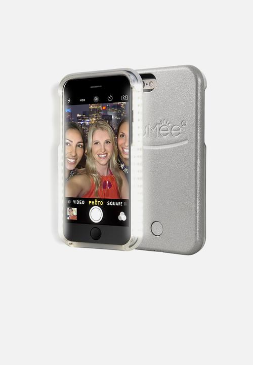 innovative design a05ab 36687 LuMee lighted case for iPhone 6S