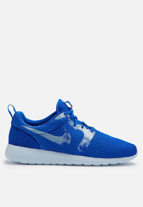 Nike Roshe One HYP BR GPX - 859526-400 - Hyper Cobalt   Blue Grey ... cee1d0235ed1