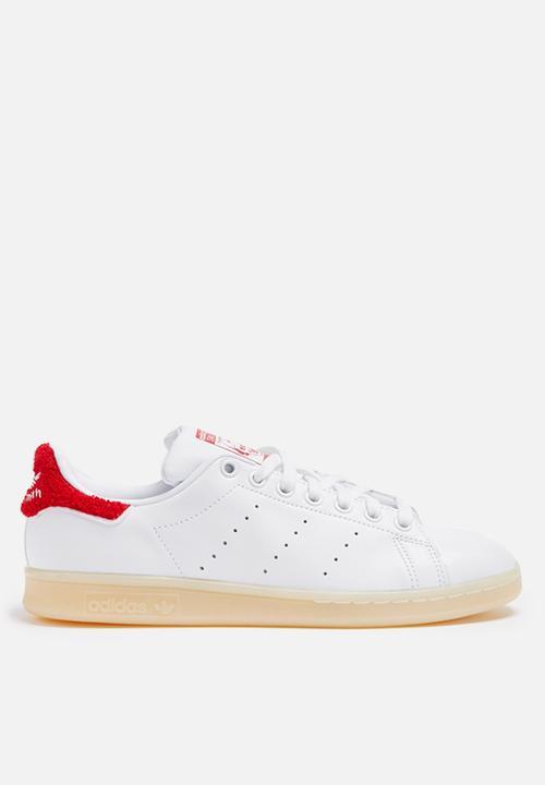 2e0feb9afa7f adidas Originals W Stan Smith - S32256 - Collegiate Red   White ...