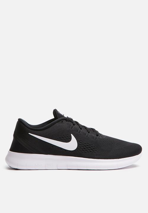 f0b814a87eef Nike Free RN - 831508-001 - Black   White   Anthracite Nike Sneakers ...