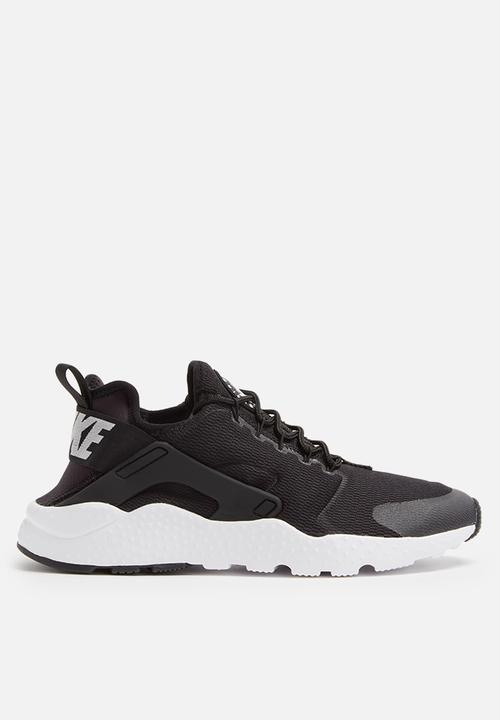 6eb0045da7f0 Nike W Air Huarache Run Ultra - 819151-001 - Black   White Nike ...