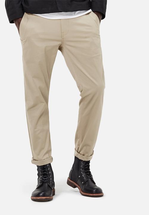 59f4504700c Bronson slim chino - dune premium G-Star RAW Pants & Chinos ...