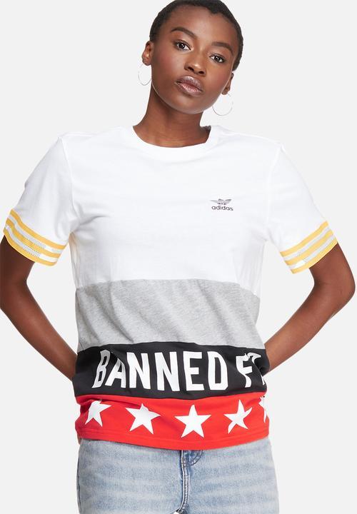 4887589fb9c Rita Ora T-shirt diy adidas Originals T-Shirts | Superbalist.com