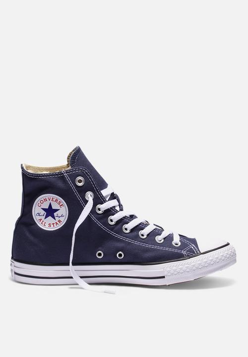 fa6a5893828 Converse CTAS HI Core Canvas - Navy Converse Sneakers