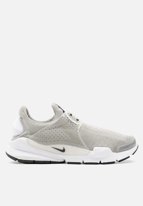 cheap for discount 9b7dd e1dd3 Nike Sock Dart - 819686-002 - Medium Grey / Black / White Nike ...