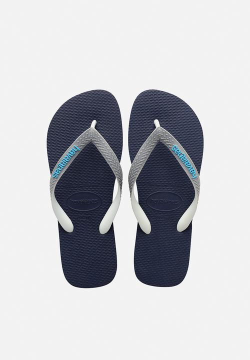 21db03ff3 Top mix - navy blue   steel grey Havaianas Sandals   Flip Flops ...