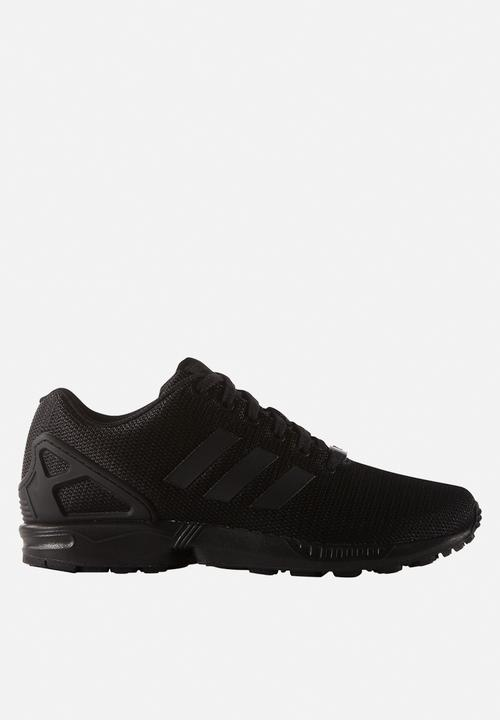 5c75bcfdf7c4a adidas Originals ZX Flux-S32279-Core Black Dark Grey adidas ...