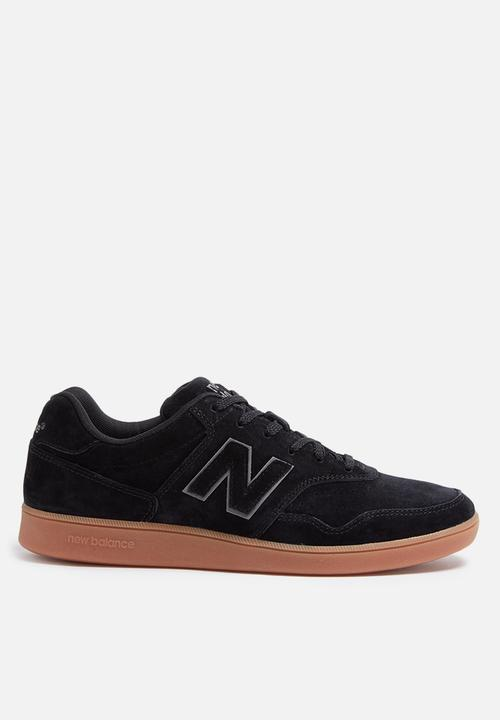 New Balance Men's Sneakers CT288BL Court Sneakers Black