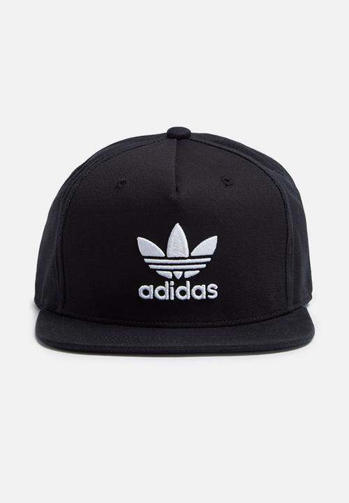 half off 805b2 67525 adidas Originals - Trefoil snapback cap