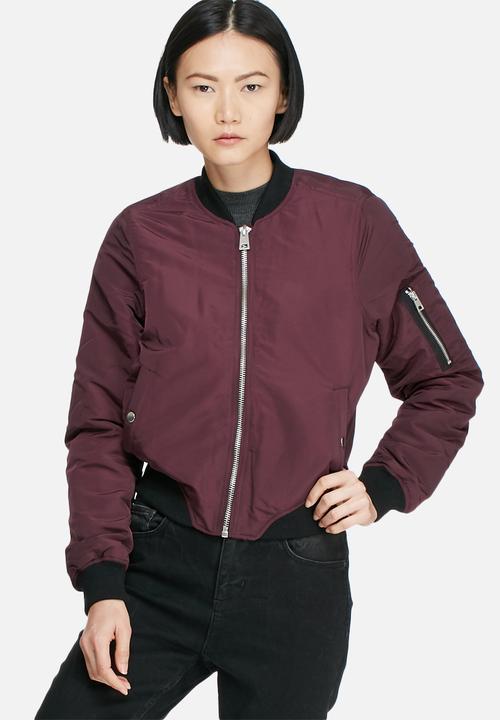 007095e5c Dicte bomber jacket