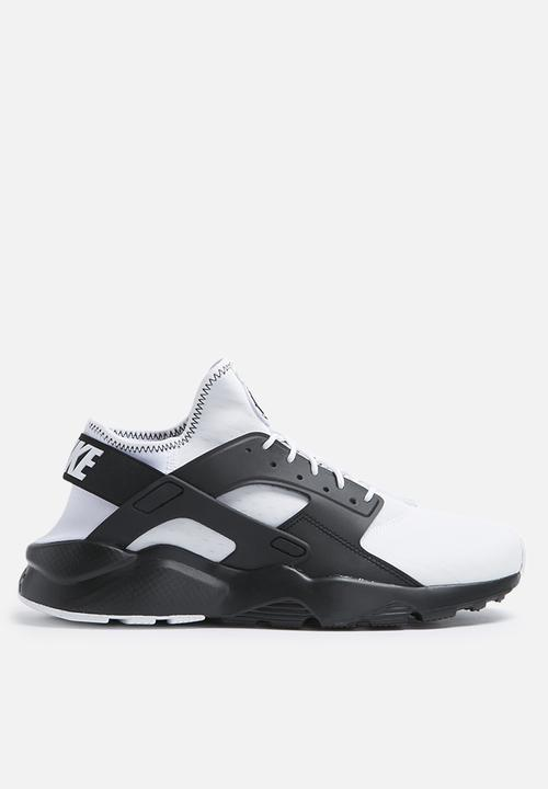 56ffaeccf92b8 Nike Air Huarache Run Ultra SE - 875841-100 - White   Black Nike ...