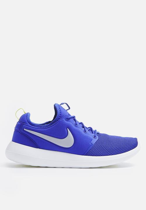 a876188dff7b Nike Roshe Two - 844656-401 - Paramount Blue   Wolf Grey ...