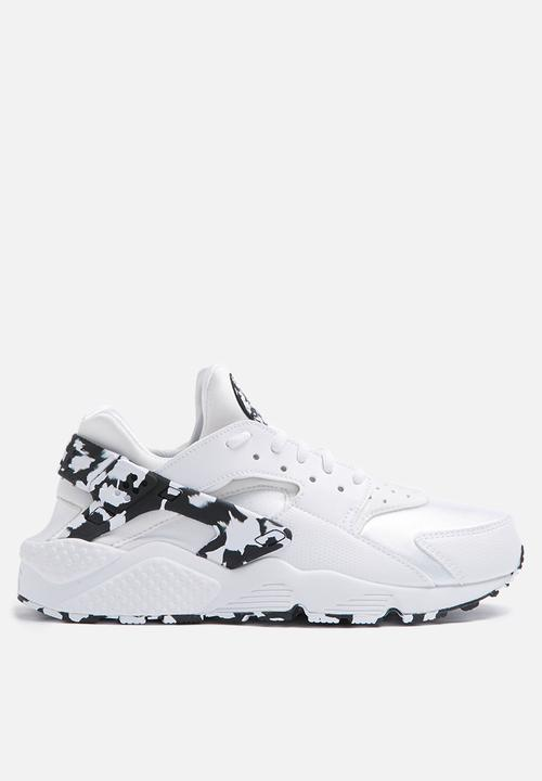 fe930ce69267 Nike W Air Huarache Run SE - 859429-100 - White   White   Black Nike ...