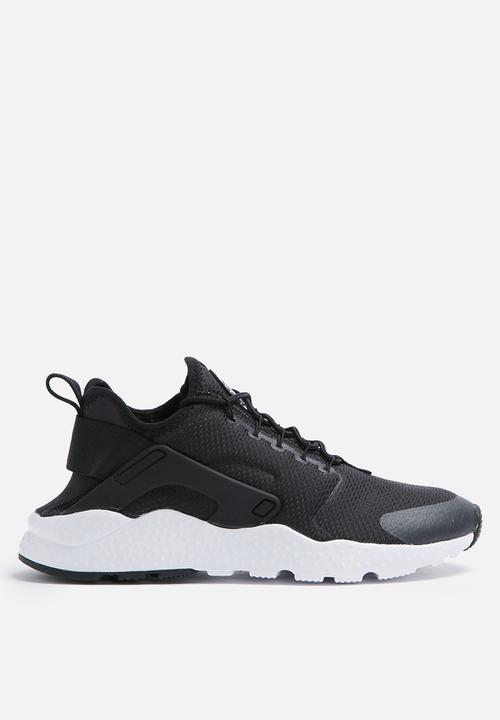 Nike W Air Huarache Run Ultra - 819151-008 - Black   White Nike ... dcf985783