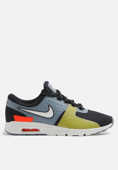 Nike W Air Max Zero SI - 881173-001 - Black   Light Bone   Cool Grey ... 135bf924b