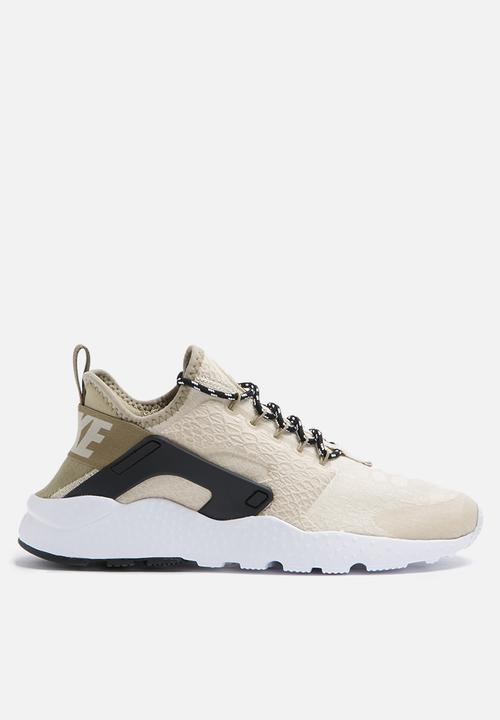 f9db264b03a4 Nike W Air Huarache Run Ultra SE - 859516-100 - Oatmeal   Khaki ...