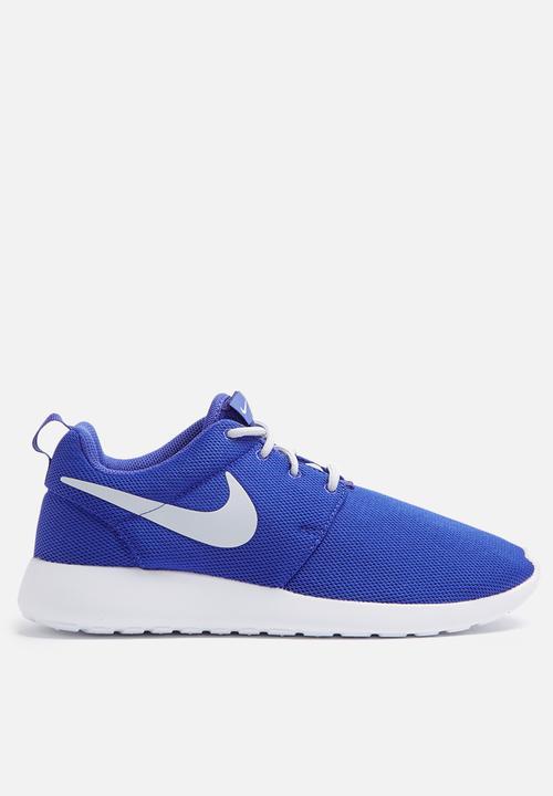 293e980e3d7b Nike W Roshe One - 511882-405 - Paramount Blue   Pure Platinum Nike ...