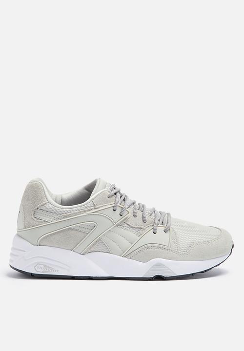 Puma Blaze - 36251002 - Gray Violet   Puma White PUMA Sneakers ... a934d9bfb