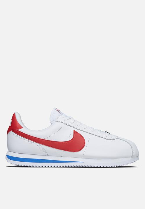34c6cc1d3309 Nike Cortez Leather OG - 882254-164 - White   Varsity Red   Varsity ...