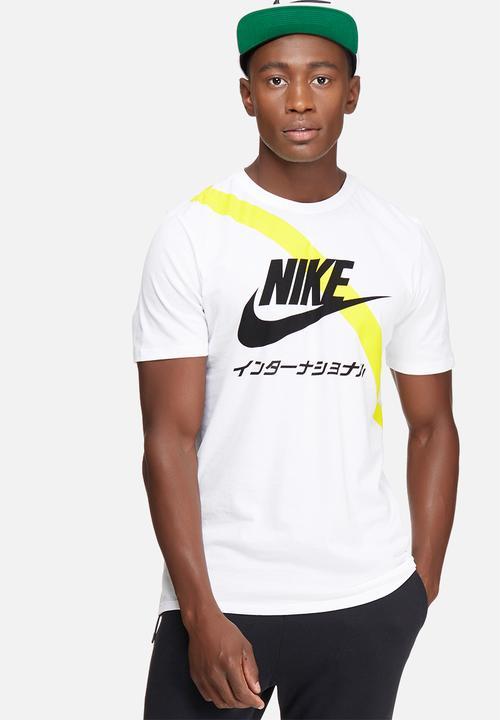 International tee 2 - white Nike T-Shirts  d334f9adc991