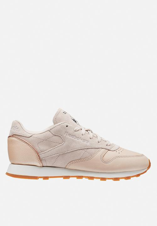 3e561c6170c248 Reebok Pack Golden Neutrals CL Leather - BD3744 - Vegtan-Sandtrap ...