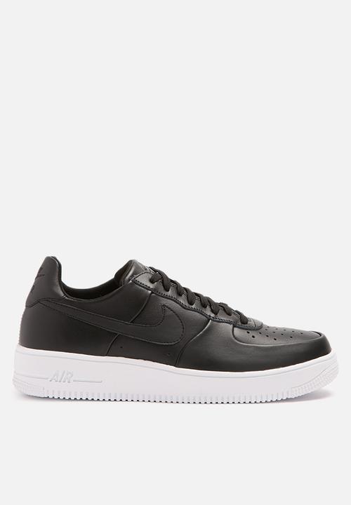 d5f7dc214 Nike AF1 Ultraforce Leather - 845052-001 - Black / White Nike ...