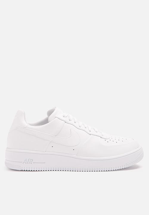 e17418548 Nike AF1 Ultraforce Leather - 845052-100 - White / White Nike ...
